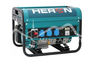 HERON benzinmotoros áramfejlesztő