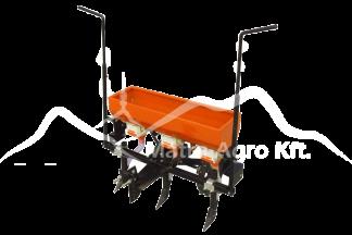 Ruris háromsoros vetőgép